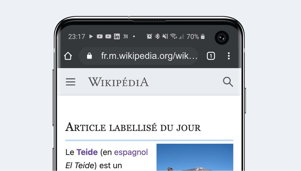 Galaxy S 10 résolution CSS viewport