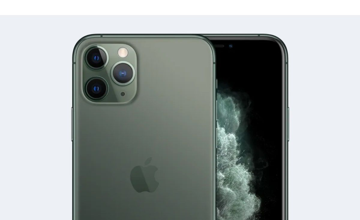 Capture Apple iPhone 11 PRO