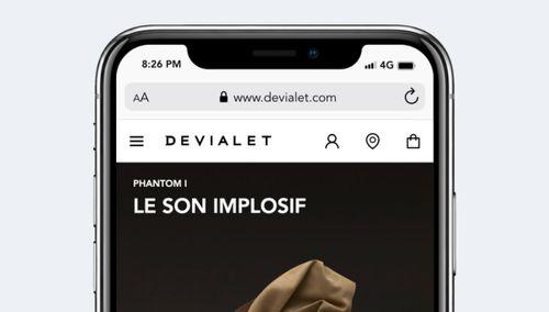 Apple iPhone X (2018), Résolution du viewport (CSS), densité de pixel, taille écran, media queries.